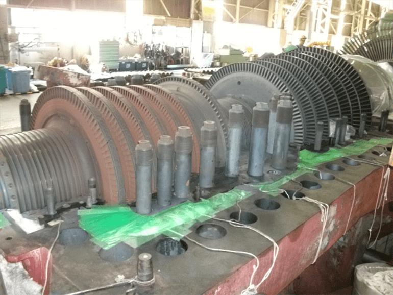 各種発電設備
